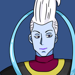 Whis by SpooderPie