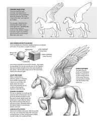 How to draw PEGASUS 4 by PatrickThornton