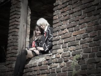Vampire Knight cosplay by Wiki-chan90