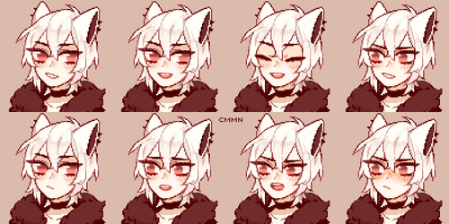 blanc pixel expressions!!1 by cmmn