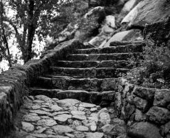 Ancient Stairs #2 by Roger-Wilco-66