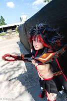 Don't lose your way - Ryuko Matoi, Kill la Kill by LadySundae