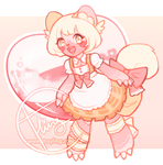 Cafe Date - auction CLOSED by catlinq