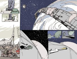 Prophet in space by royalboiler