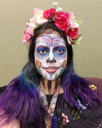 Day of the Dead 2018 by DreamWithinTheHeart