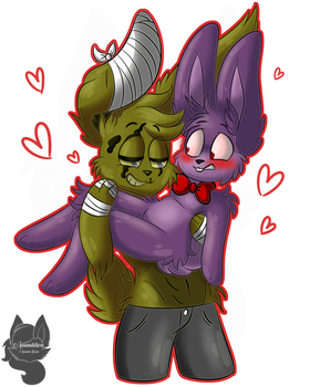 I Want Only You! by Amanddica