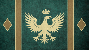 The Elder Scrolls: Royal Standard of Queen Ayrenn by okiir