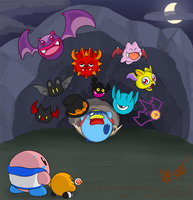 Contest - The Bat Cave by brushtrail