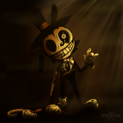 [BATIM] The Summoner by SkullxCake