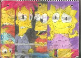 More of The Simpsons 2 by RozStaw57