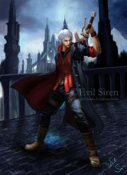 Nero - Devil May Cry 4 by Evil-Siren