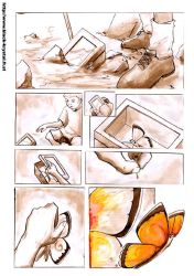 Butterfly - Page2 by Aelwine