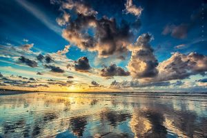 Breathe in this Moment by Oer-Wout