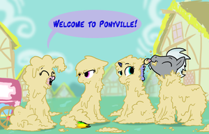 Welcome Request by professor-ponyarity