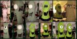 Kang and Kodos Revealed by Halloweeners