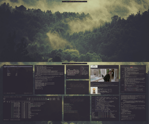 [funtoo] [bspwm] back to bspwm jan 2016 by f-s0ciety