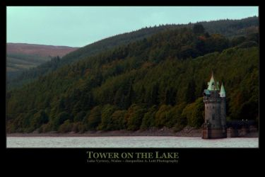 Tower on the Lake by Isquiesque