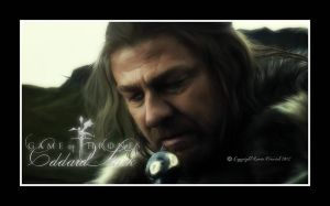 Eddard Stark : Game of Thrones by RottonNymph
