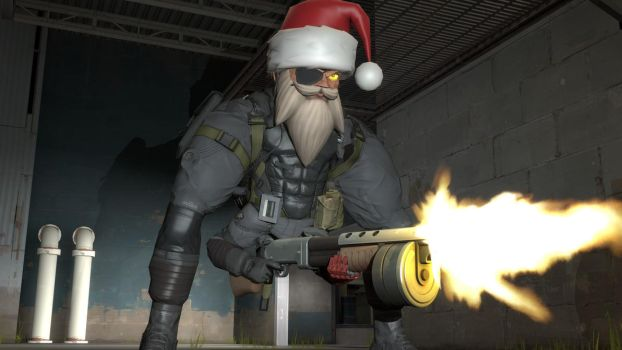 GMOD: A weapon to surpass Christmas by happy-heavy