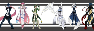 Pokemon Ginjinkas by Shes-t