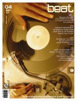 the beat magazine cover 2 by djac