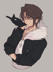 Squall by Umintsu