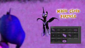 [DL] Magic Cloud Particle by Raptor1701