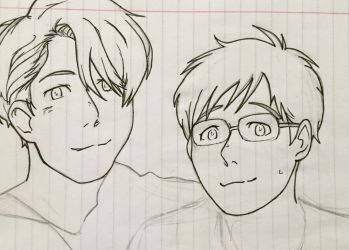 Yuri on Ice -W.I.P. by ShrimpChipSensei
