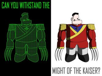 Might of the Kaiser by Yholl