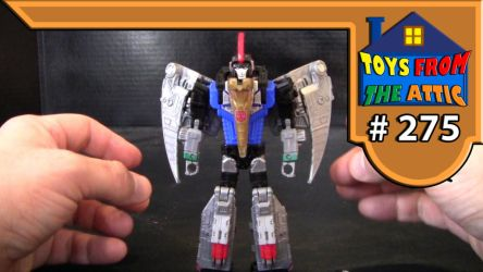 Toys from the attic E275 transformers  POP swoop by Jason-K