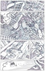 Amazing Spider-man 606 Try-out samples p07 by David-Daza
