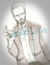 Gregory House Vs Dios by TheKangrejoman
