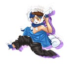 Comm - Meow Over Matter (Meowstic TF TG) by KAIZA-TG