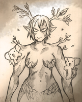 Mother Nature by Mr-Culexus