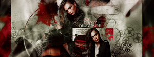 Cara Delevingne by blondehybrid