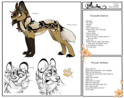 Seiha Reference (now with added backstory!) :D by Loopy44