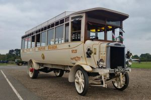 1923 Leyland SG7 White Rose by Daniel-Wales-Images