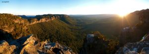 Boars Head Lookout by youngbeth