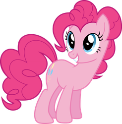 Pinkie's Smile by Dash-o-Salt