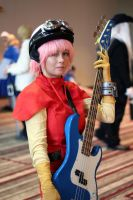 Haruko, FLCL #1 by geekypandaphotobox