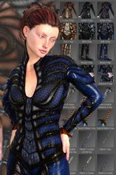 Rune Outfit freebie 1 by Aarki