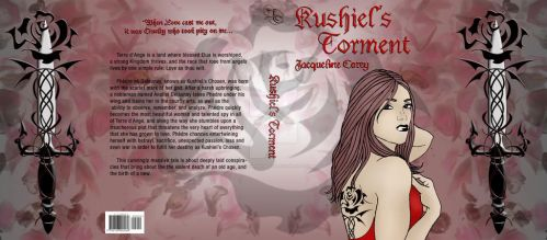 Kushiel bookcover by coco-anguisette