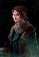 Jyn Erso by GuD0c