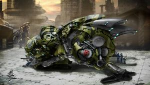 Insect Transport mech by Veus-T
