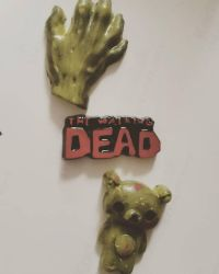 Walking Dead Deco set by Lisa99