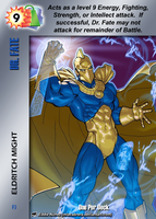 Dr. Fate Special - Eldritch Might by overpower-3rd