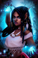NIOBE She Is Life by ChiCaGos