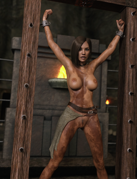 Arena Slave by JameWycliffe