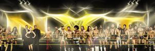 NXT roster by TarghanM