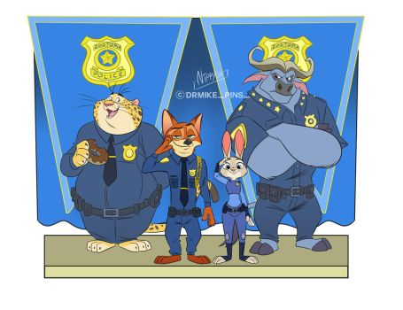 Zootopia Pin by Nippy13